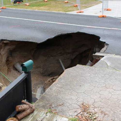 Sinkhole – Aaraya Consulting